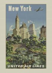vintage,vintageposter,poster,travel,newyork