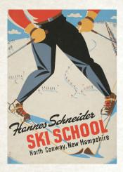vintage,vintageposter,poster,sport,skiing,ski