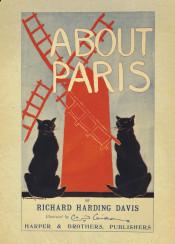 vintage, poster, vintageposter, paris