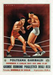 vintage,vintageposter,poster,sport,boxing