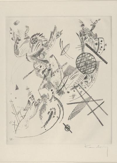 Fine Art   Vasily Kandinsky   Displate Prints on Steel