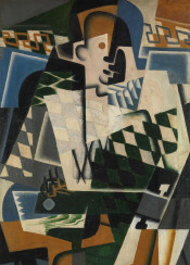 juangris,gris,cubism,painting,abstract