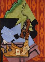 juangris,gris,cubism,abstract,painting