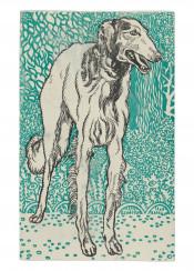 illustration,vintage,greyhound,dog,animals