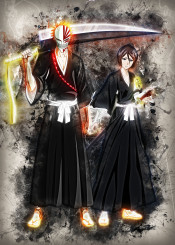 bleach manga anime comic cartoon cool pop game gaming gamer film movie ichigo