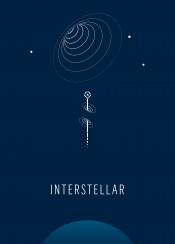 sciencefiction movie minimalism space cosmos wormhole travel spaceship backhole