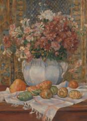 renoir,augusterenoir,bouquet,flowers,stilllife,impressionism,painting