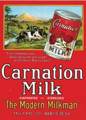 vintageposter,poster,carnationmilk