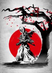 anime manga kenshin samurai japan