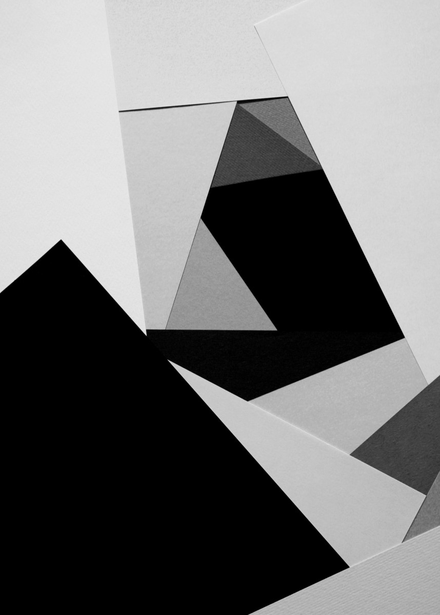 Geometric paper background 304659