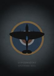 supermarine spitfire fighter war plane airplane world weapon