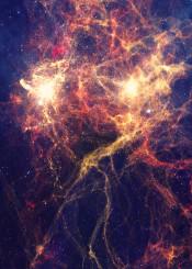 nebula cosmos universe space spaceart stellar star light bigbang galaxy supernova