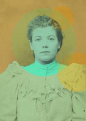 woman girl vintage photomanipulation photography modern