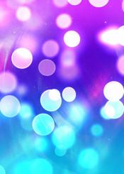 bokeh galaxy stars bubble sweet dream pastel