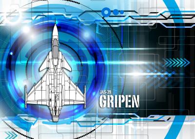 Airpower Art Blueprints   Displate Prints on Steel
