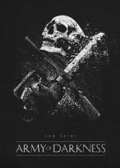 army darkness retina bruce campbell ash williams sam raimi classic movie