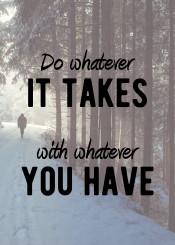 motivation motivational inspirational inspiration grind hustle forest dorm room work landscape quote snow