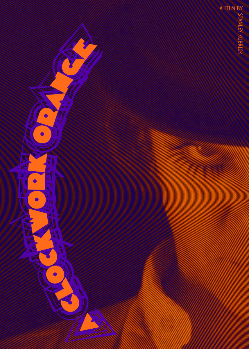 comparison clockwork orange and dog day afternoon left and (blazing saddles, last tango in paris, dog day afternoon) a clockwork orange, apocalypse now, carrie the blockbusters- films that became mandatory to view.
