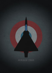 mirage 2000 fighter jet jetfighter plane airplane combat air force