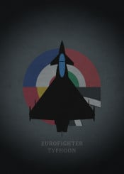 eurofighter typhoon fighter jet jetfighter combat plane airplane air force war weapon