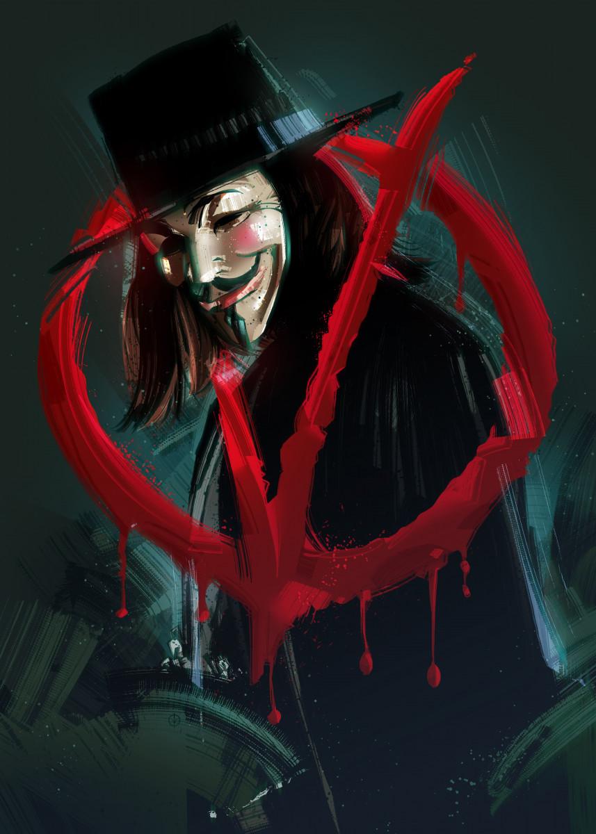 V for Vendetta 322135