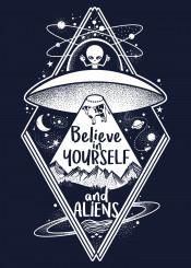 alien aliens universe ufo abduction planets cow ufos uso greys galaxy funny believe yourself moon infinity