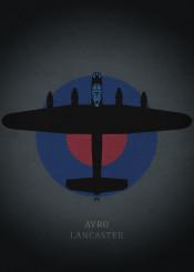 avro lancaster bomber plane airplace raf royal air force world war dark black