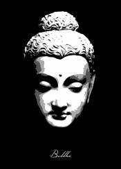 buddha beegeedoubleyou black grey white quote quotes saying sayings