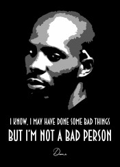 dmx urban ruffriders hiphop rnb beegeedoubleyou quote quotes sayings eastcoast westcoast black grey white