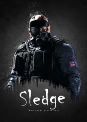 rainbow six siege sledge