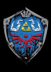 zelda legend gamer gaming videogames link hyrule majoras mask shield breath wind triforce