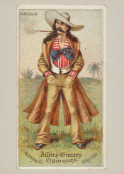 mexican,dude,fineart,vintage