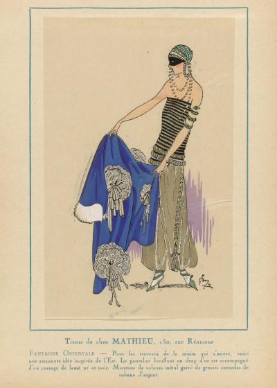 Fine Art   Vintage Fashion Illustration   Displate Prints on Steel