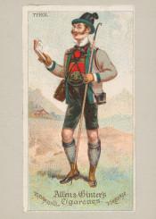 tyrol,caricature,fineart,dude,vintage