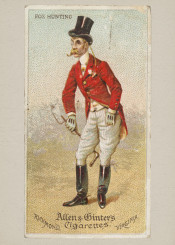 foxhunting,dude,caricature,fineart