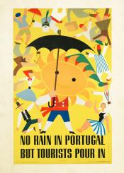 vintage,travelposter,travel,portugal