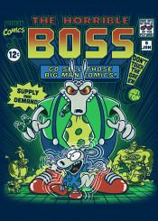 rockos modern life nickelodeon incredible hulk comic cover heffer filbert spunky