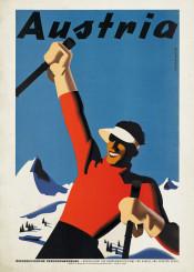 vintage,poster,travelposter,travel,austria