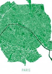 paris city map maps