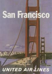 sanfrancisco,poster,travelposter,travel,usa,vintage