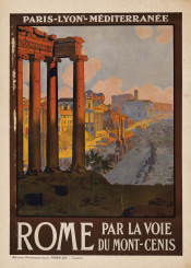 vintage,travel,travelposter,rome,italy