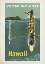 vintage,poster,travelposter,travel,usa,hawaii