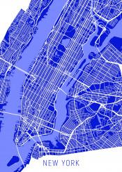 city map maps newyork
