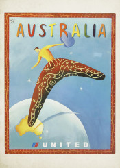 vintage,poster,travel,travelposter,australia
