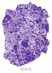 city map maps berlin