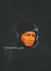 movie film cinema alternativemovieposter interstellar schifi space spaceship design oldschool