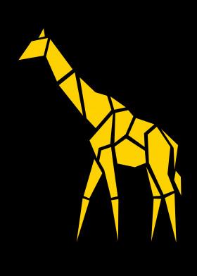 Giraffes By PopCulArt