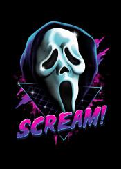 horror character halloween rad spooky scary