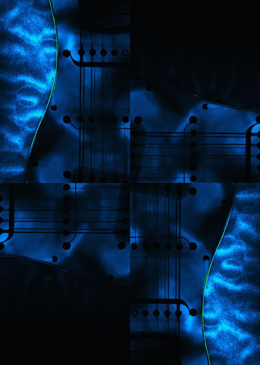 Night Spin Blue 340730