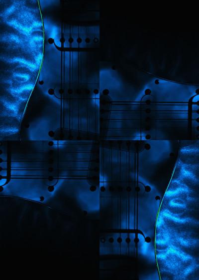 Eric Rasmussen Guitars   Displate Prints on Steel